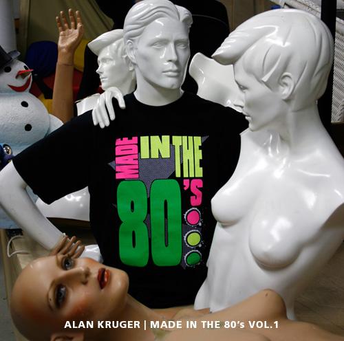 Alan Kruger – Made in 80s