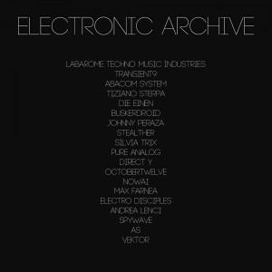V/A – Electronic Archive