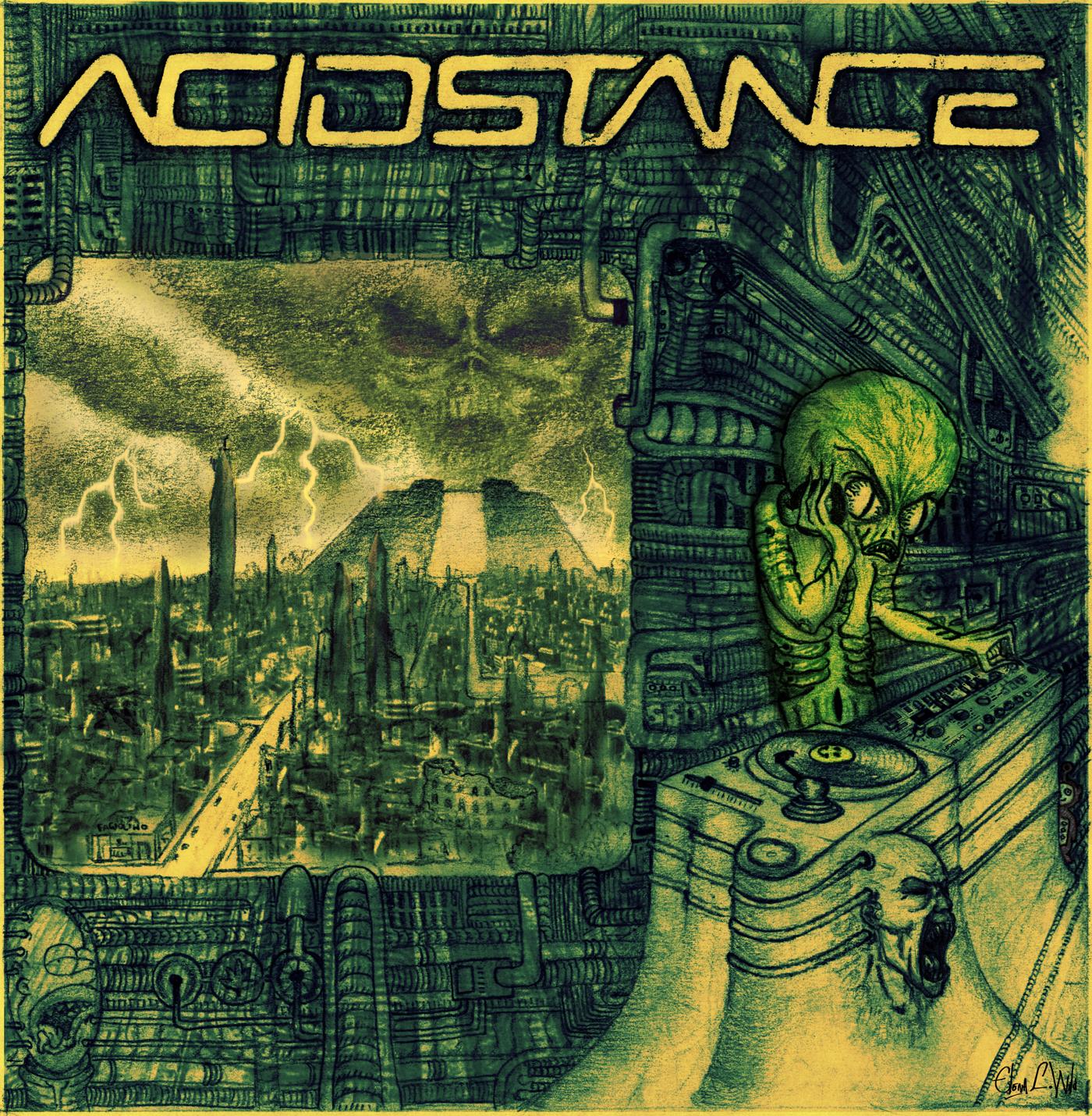Sirio Gry J & Stefano Rocchi – Acidstance