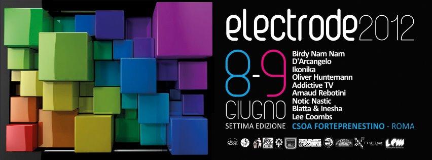 Electrode 2012