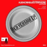 Aliencrime & Jesterphunk - Live @ Home - Red Version